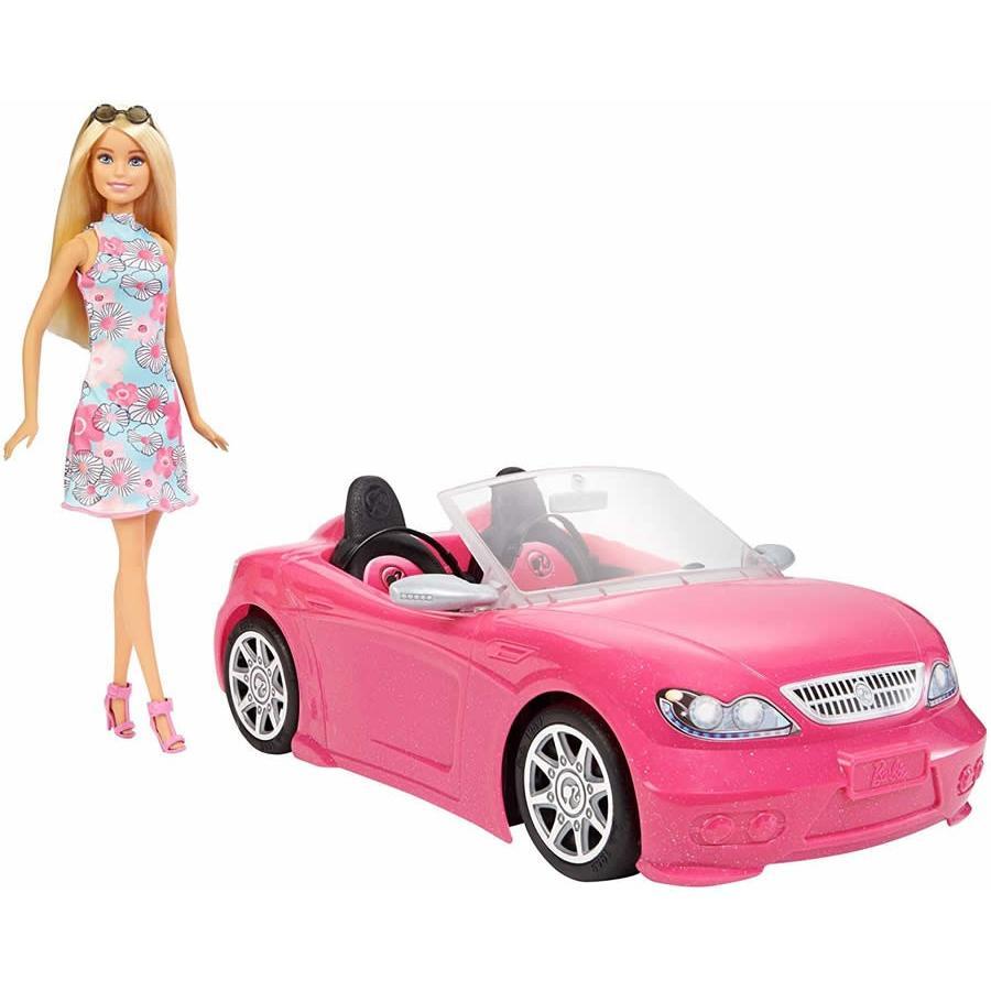バービー コンバーチブルカー4 [Barbie Doll & Car/FPR57 /MATTEL社/人形,ハウス]