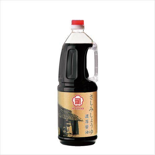 サクラカネヨ 特製さしみ醤油 1.8L |kinko-alliq-syokuhin