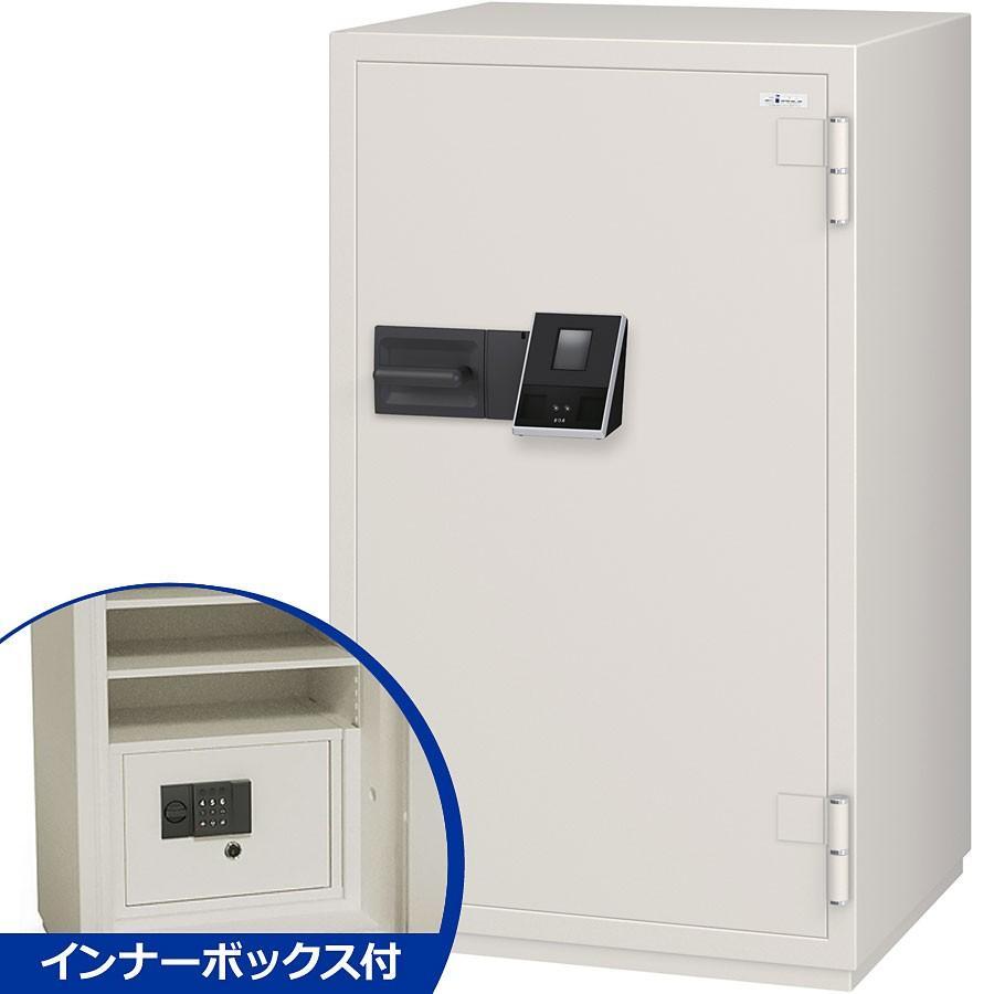 EIKO エーコー エーコー 耐火金庫 顔認証式 マイナンバーセーフ インナーボックス付 CSG-93FID-MN
