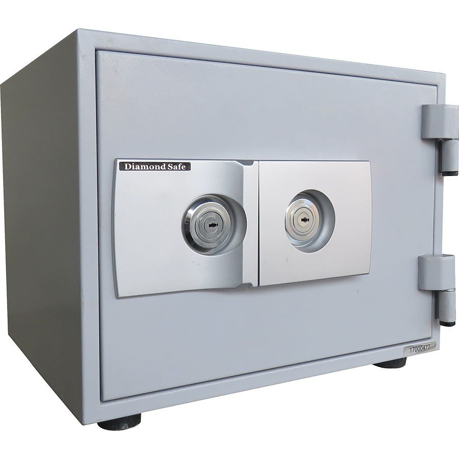 ダイヤセーフ Diamond Safe 耐火金庫 耐火金庫 2キー・シリンダー錠 C30-2K