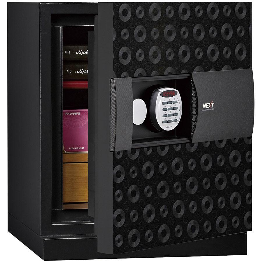 diplomat ディプロマット ディプロマット 耐火金庫 テンキー NEXT ブラック DPS5500R3-黒