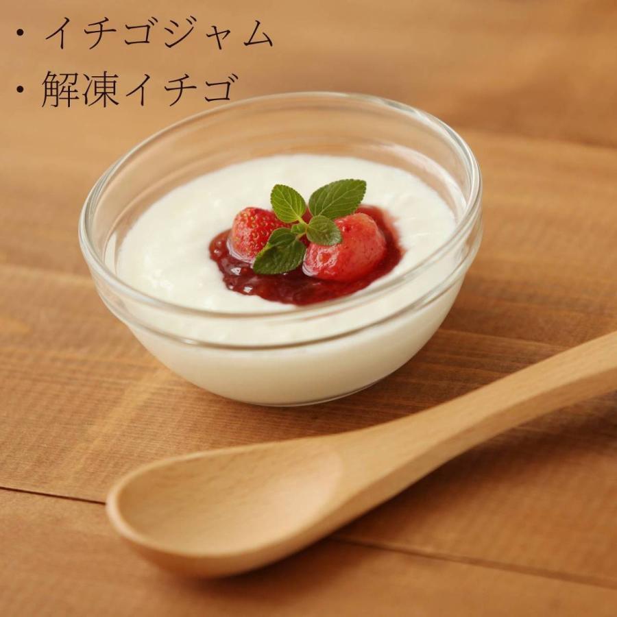 冷凍いちご まりひめ ジャム スムージー [送料無料] 和歌山県産|kino-farm|08