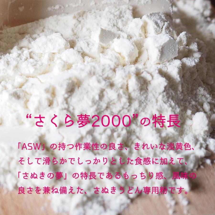 木下製粉 【お試しセット】うどん粉 3種(1kg×3袋)(小麦粉・中力粉) と 打ち粉150g セット ファリーナコーポレーション|kinoshita|03