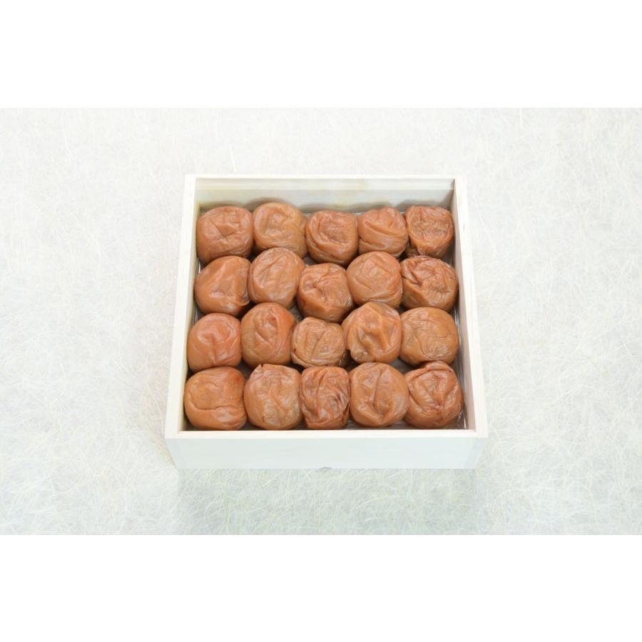 紀の梅 樽詰め 400g 【塩分】約8%|kinoya-kawabe-foods|02
