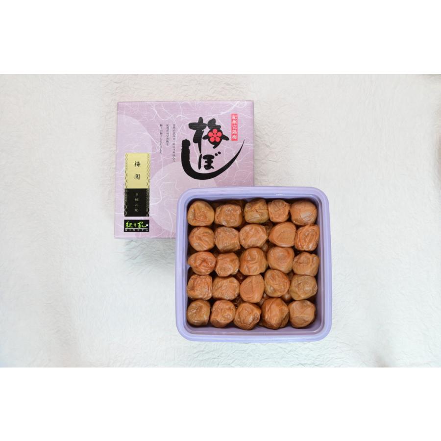 梅園 850g詰め(ギフト大)【塩分】約7%|kinoya-kawabe-foods