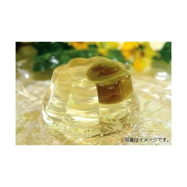 甘露梅まるごとゼリー(6個箱入)|kinoya-kawabe-foods
