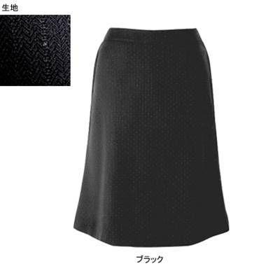 事務服 制服 ヌーヴォ FS4570 マーメードスカート マーメードスカート マーメードスカート 15号・ブラック1 f79