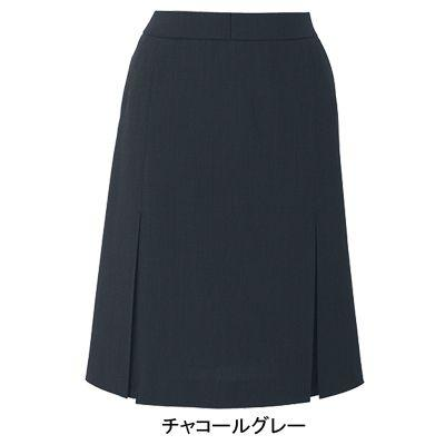 【事務服・制服・オフィスウェア】 ピエ S3511 キテミテ体感プリーツスカート 21号〜29号