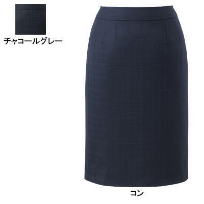 【事務服・制服・オフィスウェア】 ピエ S8120 スカート 21号〜23号