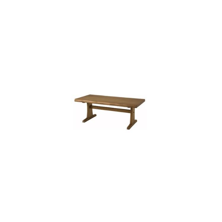 【FK111T】リビングテーブル 木かげ W120×D60×H45.5×T4.5cm 飛騨産業