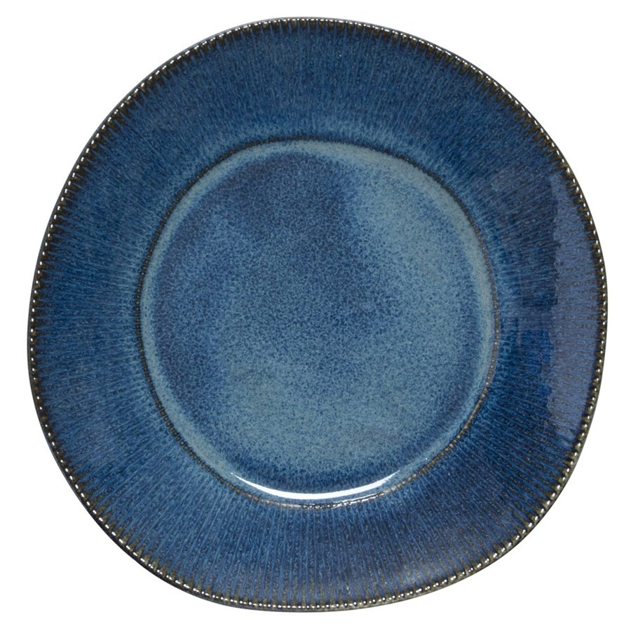 大皿 陶器 アビス22cmプレート 食器 おしゃれ 美濃焼 日本製 kintouen 02
