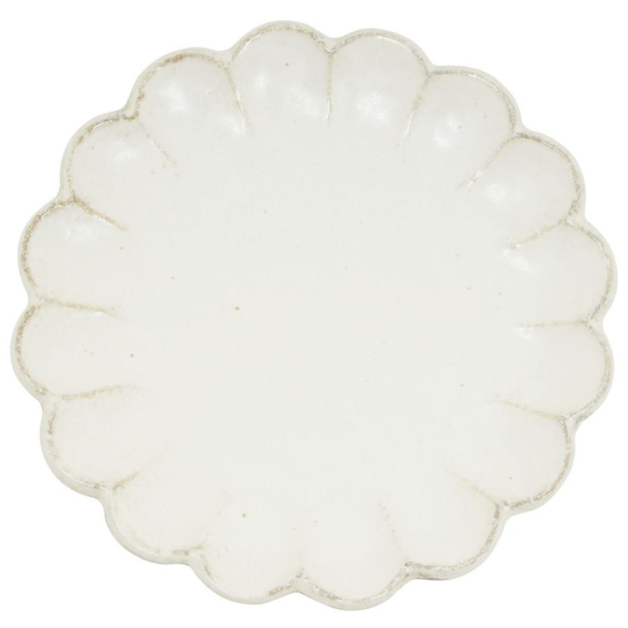 大皿 陶器 人気 リンカ りんか 小兵 24プレート 白練 食器 おしゃれ 美濃焼 日本製|kintouen|02