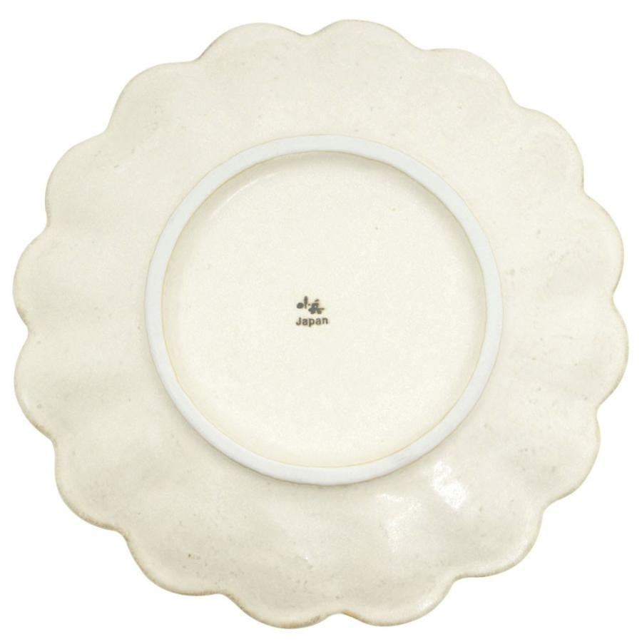 大皿 陶器 人気 リンカ りんか 小兵 24プレート 白練 食器 おしゃれ 美濃焼 日本製|kintouen|04