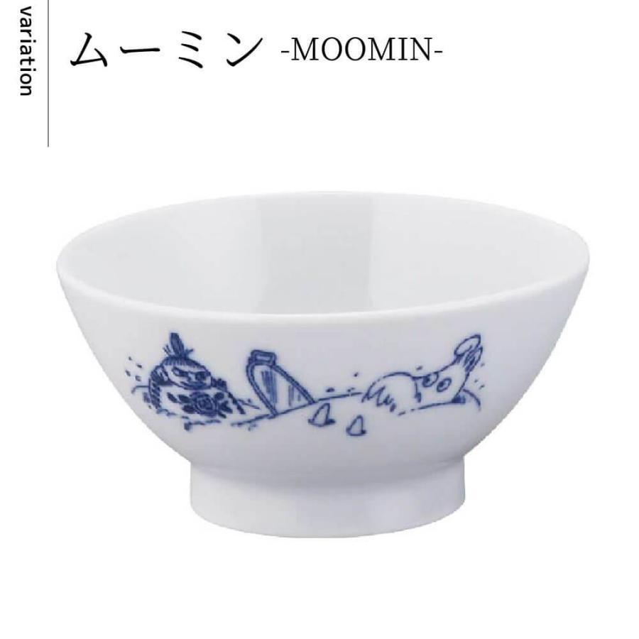ムーミン 食器 おしゃれ 飯椀 ごはん茶碗 ライスボウル 結婚祝い プレゼント 誕生日|kintouen|04