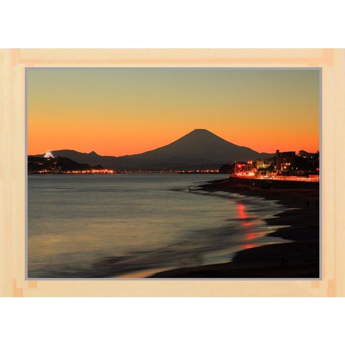 富士山  Mt FUJI   世界遺産    0062  A2 size