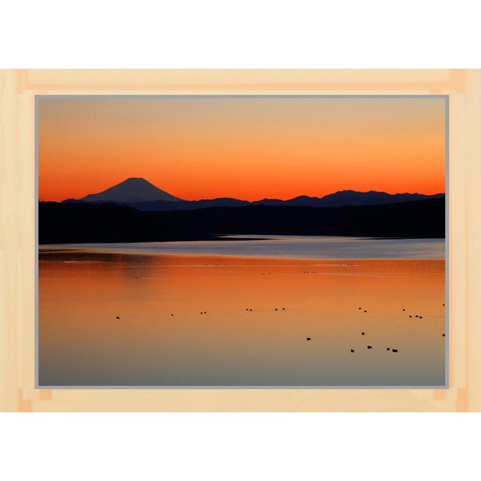 富士山  Mt FUJI   世界遺産    0063  A2 size