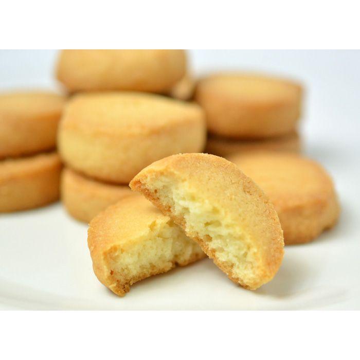 プレーンクッキー(北海道産 小麦粉使用) 12枚入り kiqchi