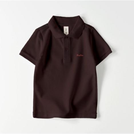 ポロシャツ オーダーメイド キッズ 刺繍 球団風ロゴ 名入れ 1点から作成オリジナルデザイン|kira-bsmile|02