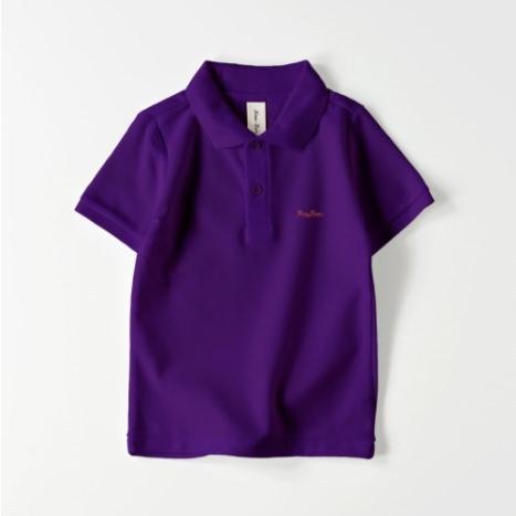 ポロシャツ オーダーメイド キッズ 刺繍 球団風ロゴ 名入れ 1点から作成オリジナルデザイン|kira-bsmile|04