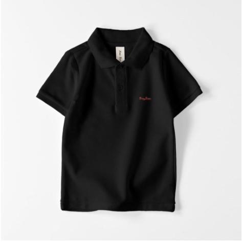 ポロシャツ オーダーメイド キッズ 刺繍 球団風ロゴ 名入れ 1点から作成オリジナルデザイン|kira-bsmile|08