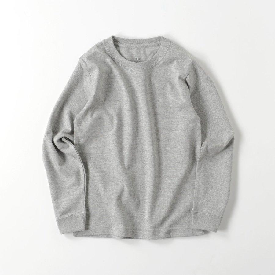 ロングTシャツ オーダーメイド キッズ リブ 子供の絵手足型 名入れ 1点から作成オリジナルデザイン|kira-bsmile|11