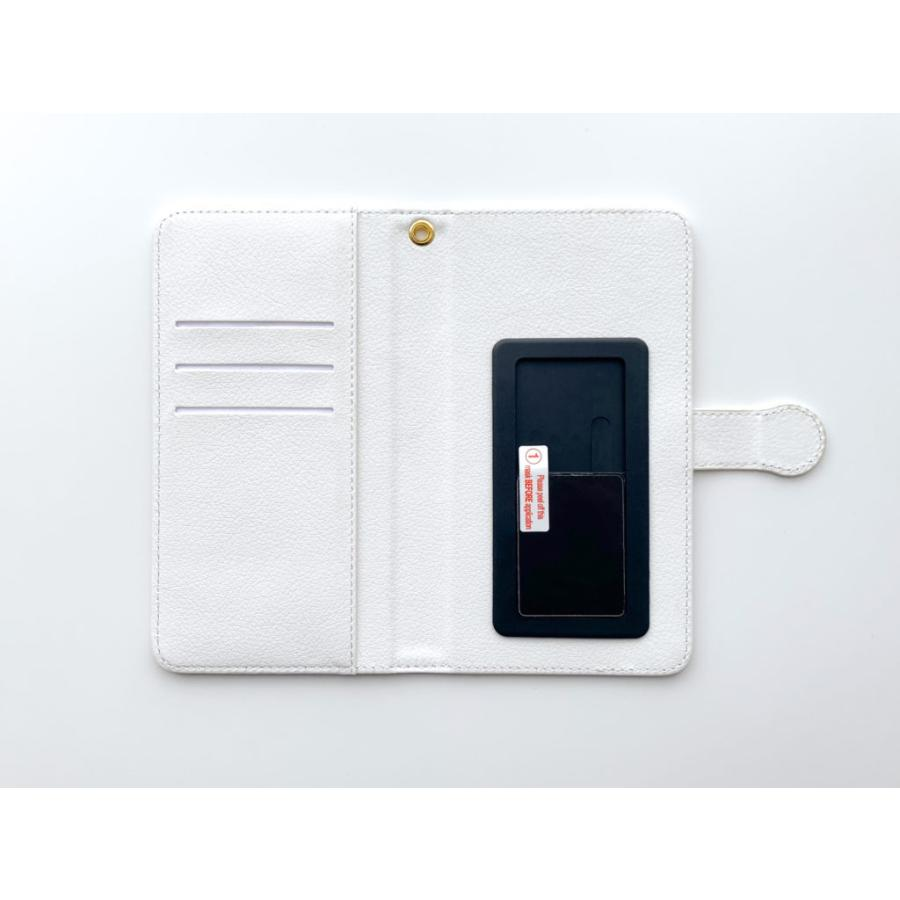 Android スマホケース オーダーメイド 手帳型 Lサイズ 子供の絵 チームロゴ ペット 写真 オリジナルデザイン|kira-bsmile|03