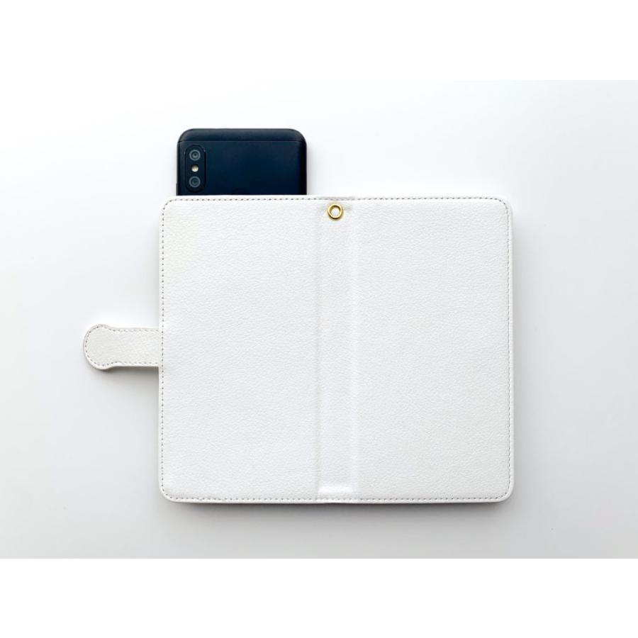 Android スマホケース オーダーメイド 手帳型 Lサイズ 子供の絵 チームロゴ ペット 写真 オリジナルデザイン|kira-bsmile|05