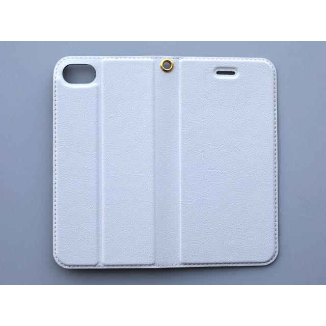 iPhone6s 6 手帳型 スマホケース オーダーメイド 帯無し 子供の絵 チームロゴ ペット 写真 オリジナルデザイン kira-bsmile 03