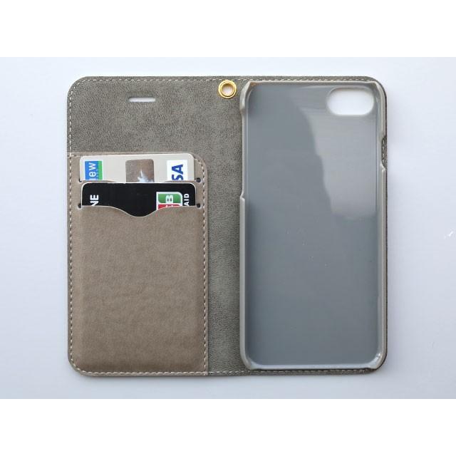 iPhone6s 6 手帳型 スマホケース オーダーメイド 帯無し 子供の絵 チームロゴ ペット 写真 オリジナルデザイン kira-bsmile 04