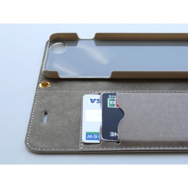 iPhone6s 6 手帳型 スマホケース オーダーメイド 帯無し 子供の絵 チームロゴ ペット 写真 オリジナルデザイン kira-bsmile 06