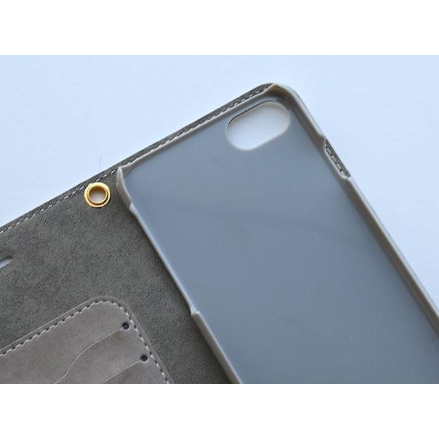 iPhone6s 6 手帳型 スマホケース オーダーメイド 帯無し 子供の絵 チームロゴ ペット 写真 オリジナルデザイン kira-bsmile 08