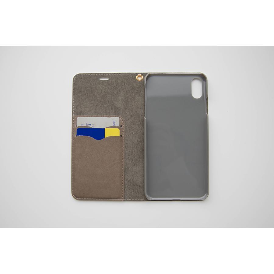 iPhoneXSMAX スマホケース オーダーメイド 手帳型 帯無し 子供の絵 チームロゴ ペット 写真 オリジナルデザイン|kira-bsmile|02