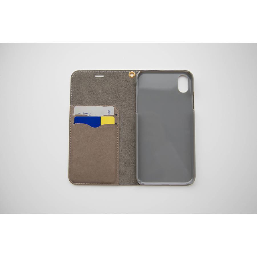 iPhoneXR スマホケース オーダーメイド 手帳型 帯無し 子供の絵 チームロゴ ペット 写真 オリジナルデザイン kira-bsmile 02