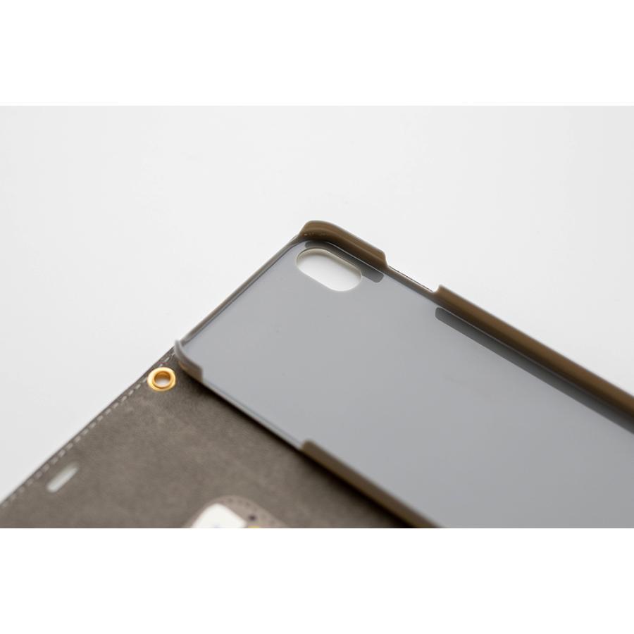 iPhoneXR スマホケース オーダーメイド 手帳型 帯無し 子供の絵 チームロゴ ペット 写真 オリジナルデザイン kira-bsmile 03