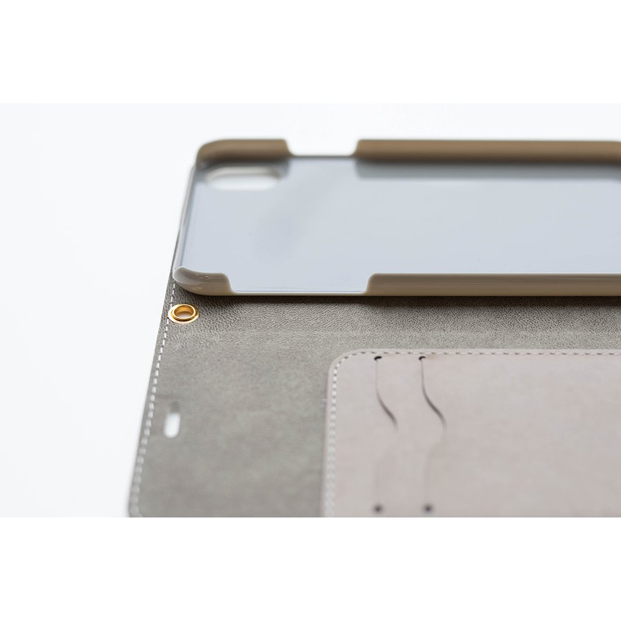 iPhoneXR スマホケース オーダーメイド 手帳型 帯無し 子供の絵 チームロゴ ペット 写真 オリジナルデザイン kira-bsmile 05