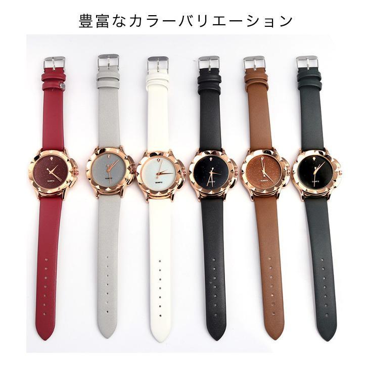 腕時計 時計 レディースウォッチ カラー豊富 カラバリ豊富 キラキラ シンプル デイリー カジュアル 合わせやすい オンオフ 使いやすい kira-bsmile 06