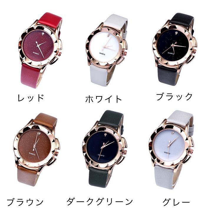 腕時計 時計 レディースウォッチ カラー豊富 カラバリ豊富 キラキラ シンプル デイリー カジュアル 合わせやすい オンオフ 使いやすい kira-bsmile 07
