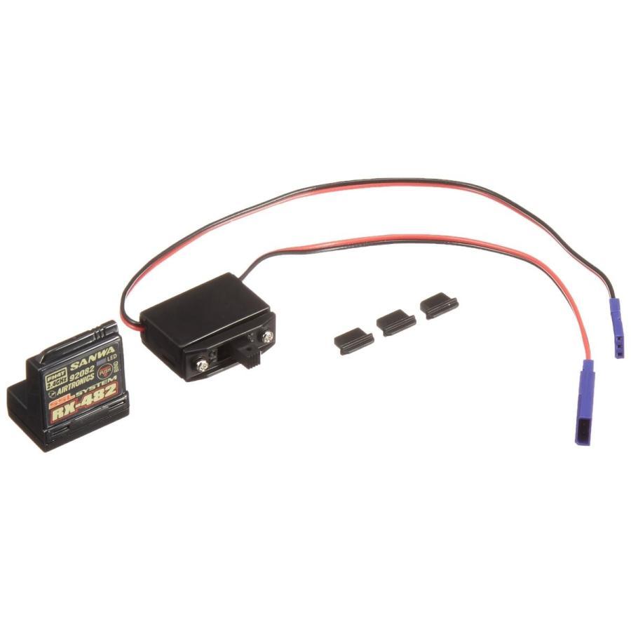 三和電子機器 MT-S <RX-482/PC プライマリーコンポ> (MT-S 2.4GHz-4ch テレメトリーシステム搭載 ミドルクラス ホイラープロポ) 101A31901A|kirameki-syooten|03