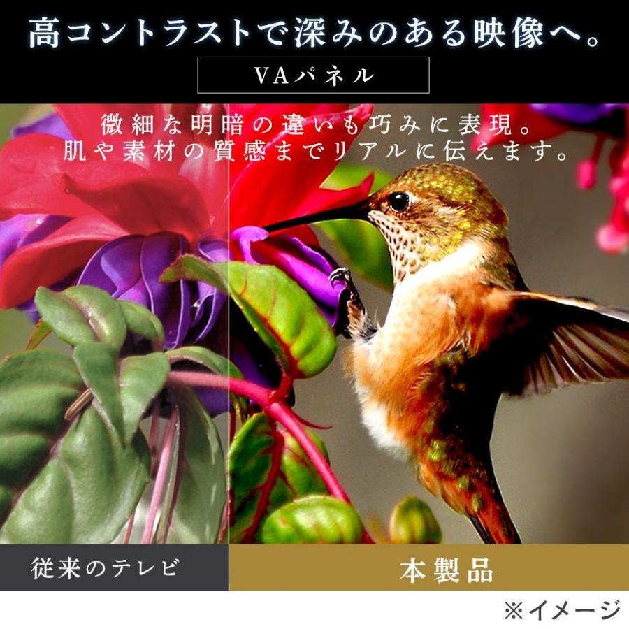 アイリスオーヤマ 40V型 液晶テレビ ハイビジョン ダブルチューナー内蔵 外付HDD対応(裏番組録画対応) 40FB10P|kirameki-syooten|02