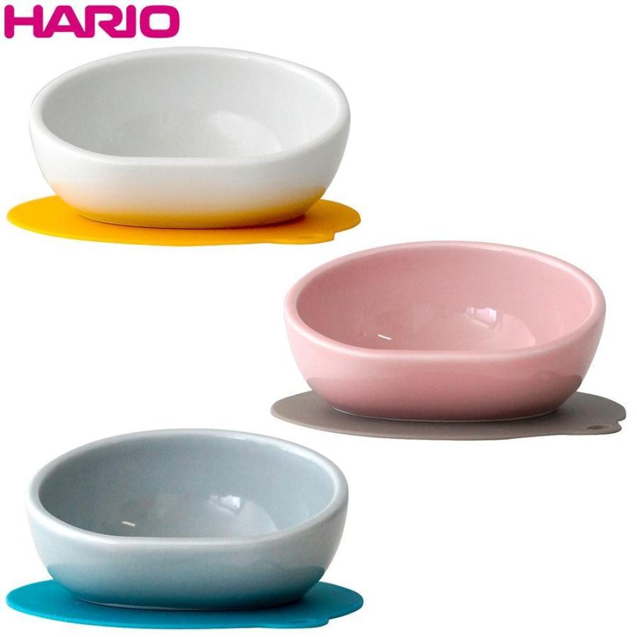 HARIO ハリオ 日本製 犬用 フードボウル チビプレ|kirari-ds