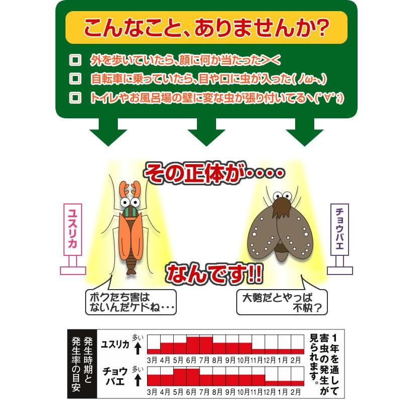 殺虫 剤 チョウバエ