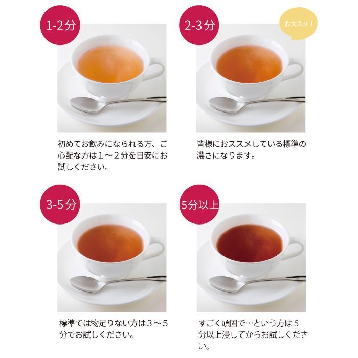 キレイデスリムティー(30包2袋)ダイエット キャンドルブッシュ プーアル茶  ダイエット茶 ダイエットティー 送料無料 キレイデラボ|kireidelab|07
