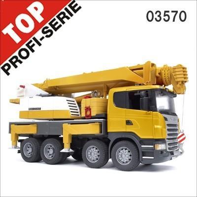 Bruder Pro Series ブルーダー プロシリーズ SCANIA LH クレーン 03570
