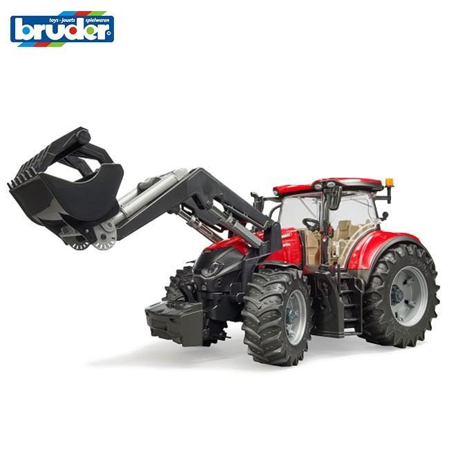 bruder ブルーダー Case IH Optum 300CVXフロントローダー BR03191(乗り物おもちゃ 働く車 おもちゃ 知育玩具 男の子)
