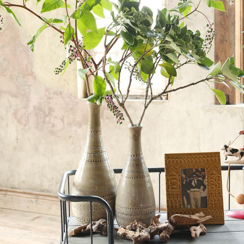 ダルトン クレイ ドロップ ベース 花瓶 L CLAY DROP VASE L K565-450L|kireshop|02