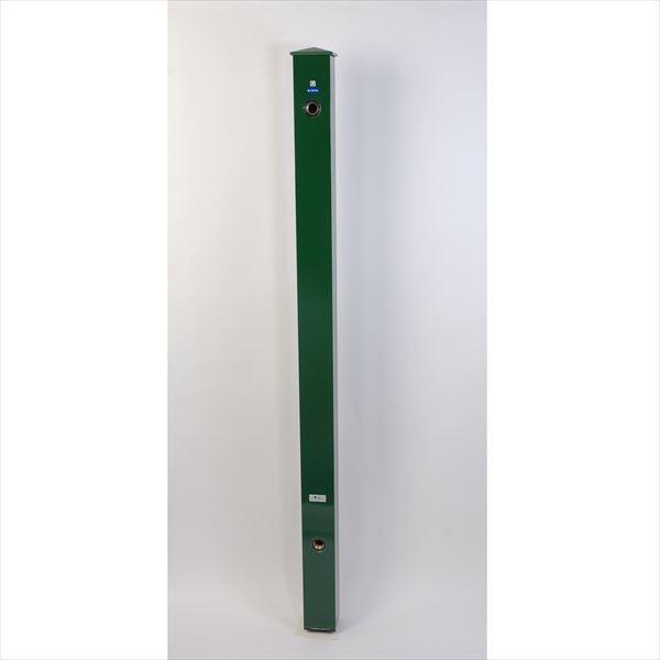 オンリーワン カラーアルミ立水栓  GM3-AL-100G *蛇口は別売りです グリーン