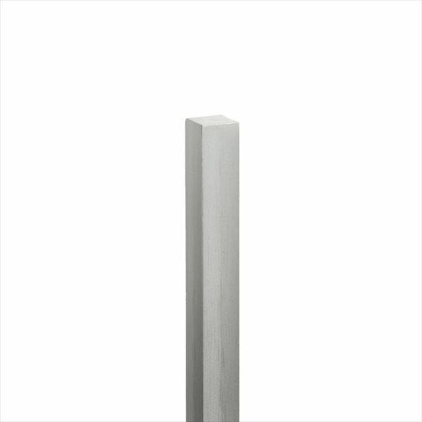 オンリーワン ハーモニーピラー(標準色) 75角×H1200 1本入り 銀色 KX2-K75-1201