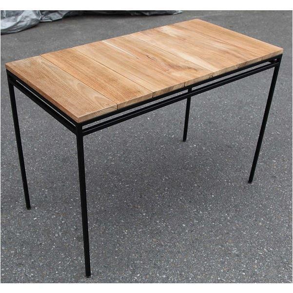 ジャービス商事 アイアンウッドテーブル 1050 #34272