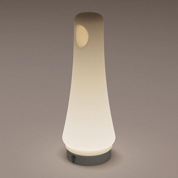 タカショー ハンディ ソーラーLEDライト torch(トーチ) LED:電球色 HCC-D04T #61753100 『エクステリア照明 ライト』