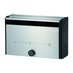 ハッピー金属 集合用ステンレスポスト COMPOS CP-101W 『郵便ポスト』 ステンレスヘアーライン